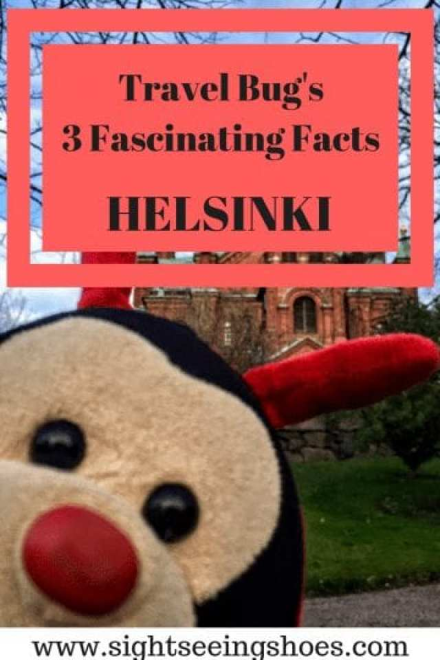 Helsinki: Travel Bug's 3 Fascinating Facts