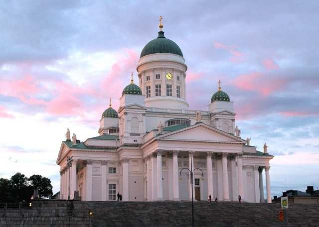 what to see in Finland