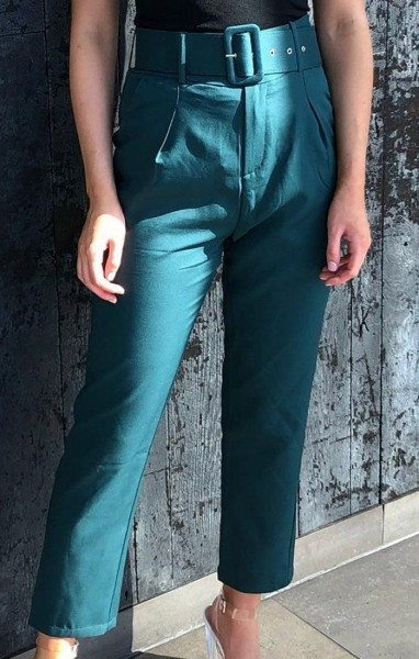 https://femmeluxefinery.co.uk/products/teal-belted-tapered-trousers-amber