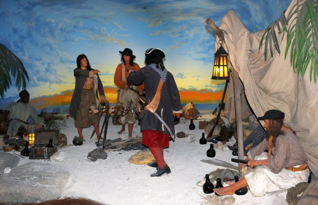 Pirates of Nassau Museum