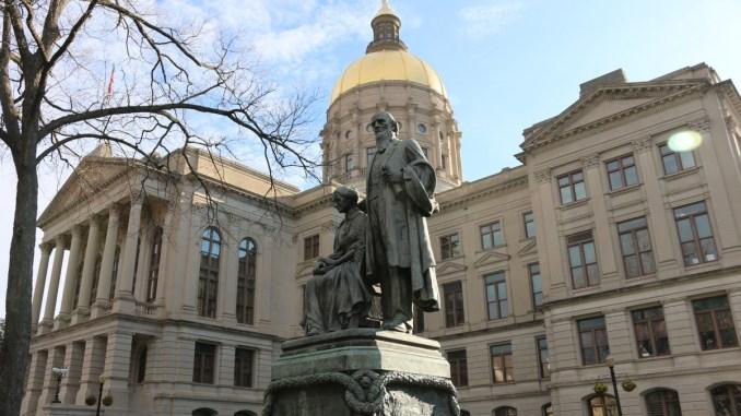 Joseph E. Brown Monument