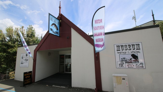 Picton Museum (Picton Heritage & Whaling Museum)