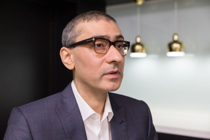Former Nokia boss Rajeev Suri joins Inmarsat as CEO