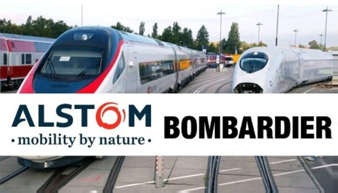 Alstom and Bombardier welcome the European Commission's (EC) decision for conditional clearance of the proposed acquisition of Bombardier Transportation by Alstom.