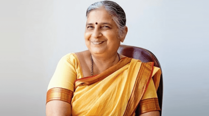 Sudha Murty's term as Chairperson of Infosys Foundation extended until December 31, 2021