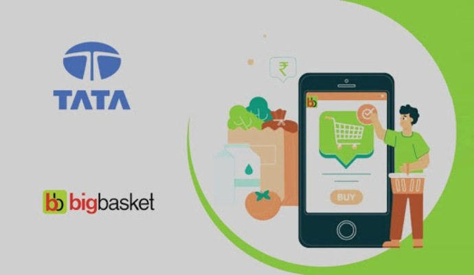 Tata Group to buy majority stake in BigBasket for $1 billion