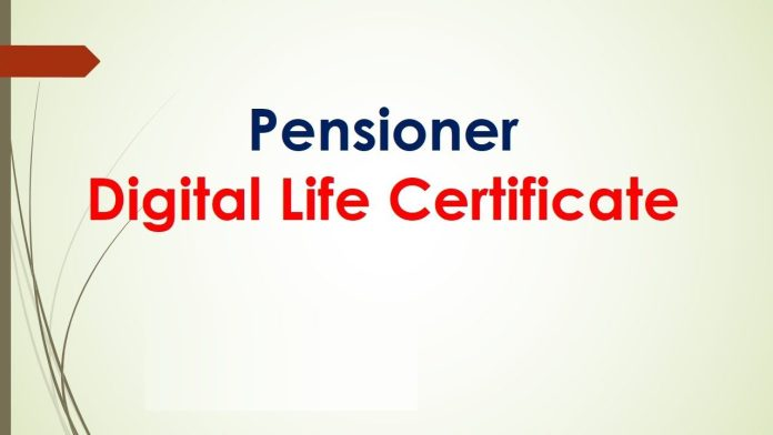 Digital Life Certificate is a biometric enabled digital service for pensioners. Pensioners of Central Government, State Government, EPFO or any other Govt. organizations can take benefit of this facility at doorstep or at any post offices.