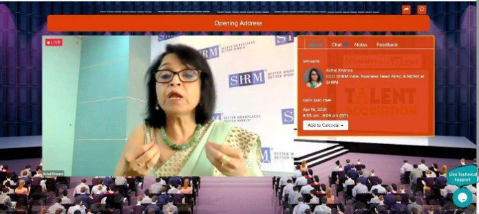 SHRM India Talent Conference 2021 concluded successfully