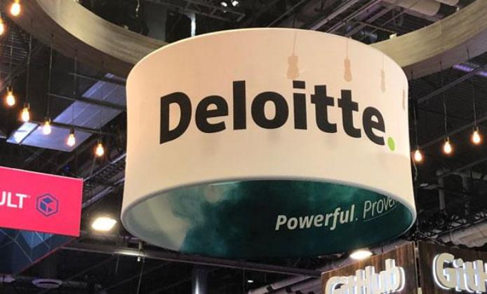 How does Deloitte India support Mental Wellbeing of employees?