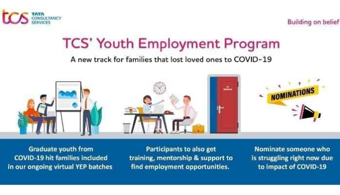 TCS announces 'Youth Employment Program' as CSR initiative in India