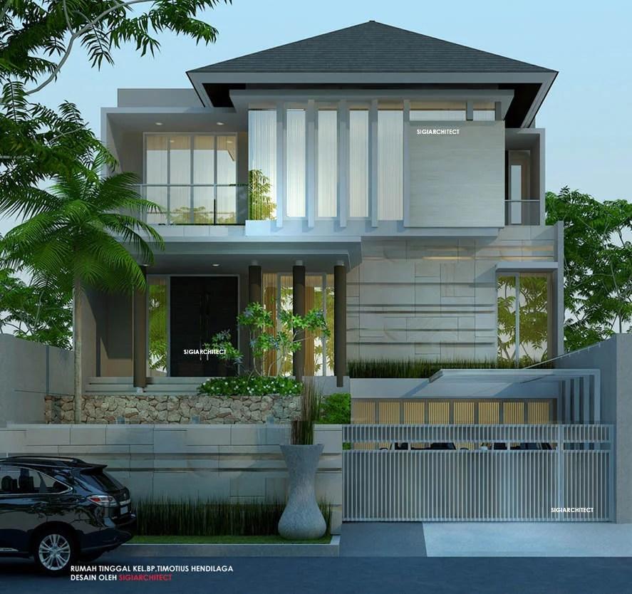 Rumah 3 Tingkat  Desainrumahidcom