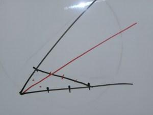 角の二等分線4
