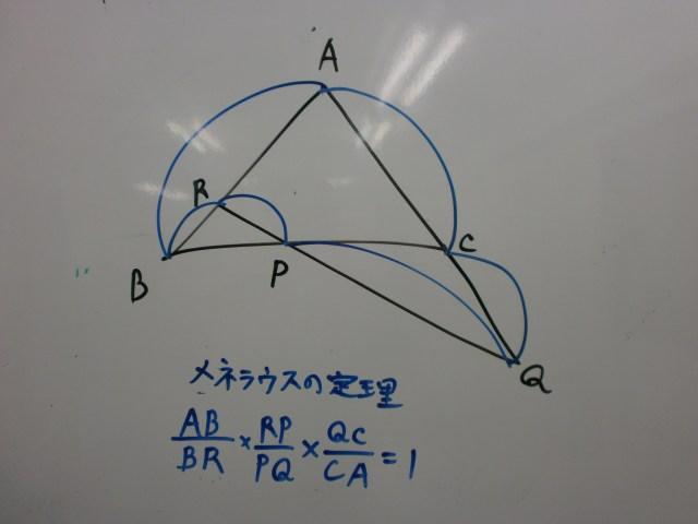 チェバの定理
