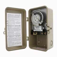 Sprinkler Timer Wiring Diagram Coleman Central Air Conditioner 1102 - Tork G0633748