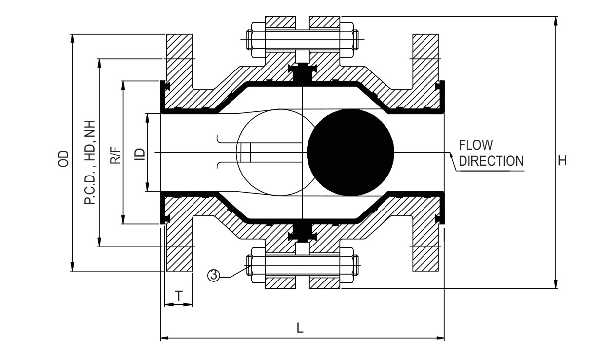 hight resolution of  non return valve diagram