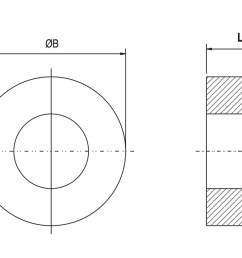 ptfe solid type spacer ptfe solid type spacer diagram [ 1248 x 712 Pixel ]