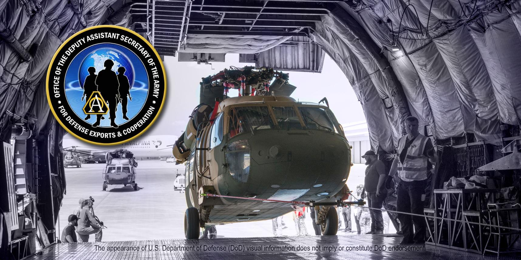 Uploading UH-60 for FMS customer