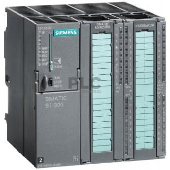 Siemens S7-300 PLC CPU 6ES7313-5BG04-0AB0