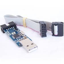 USB ISP PROGRAMMER FOR ATMEL AVR ATMEGA ATTINY BOARD