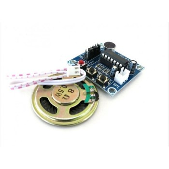ISD1820 Voice Recording Module With Microphones