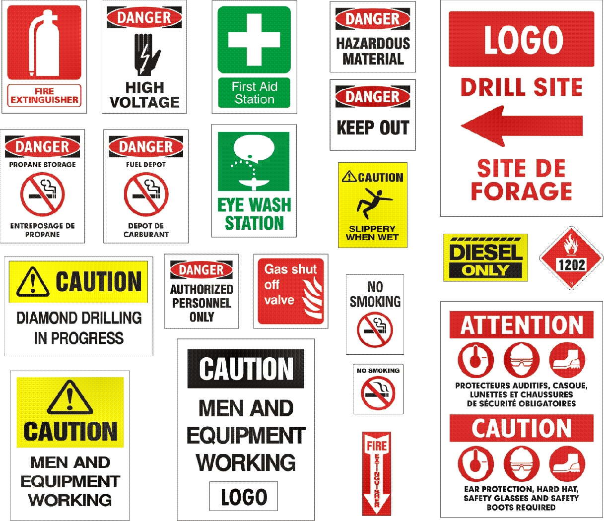 Safety Signs Sign World