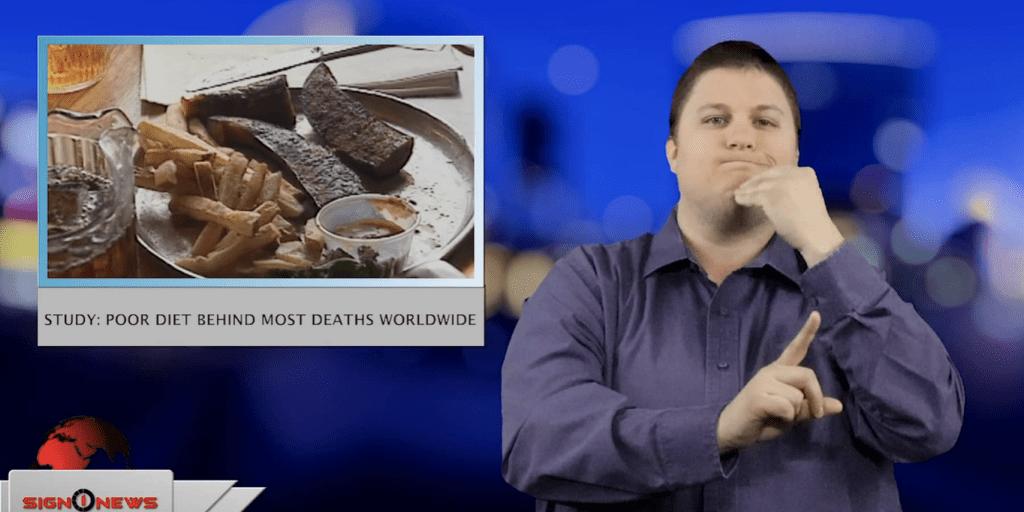 Study poor diet behind most deaths worldwide 4419