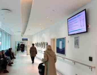 UCLH Corridor