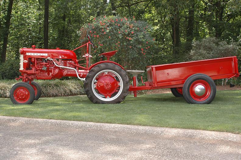 1951 Farmall Cub Tractor Specs