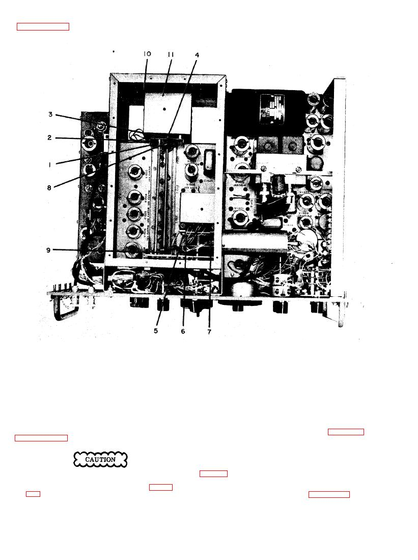 Figure 6-6. Signal Generator SG-13/ARN, Top View