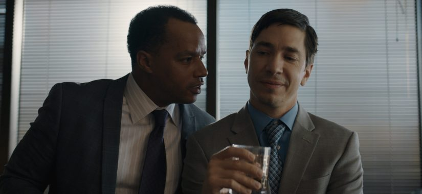 The Wave Donald Faison and Justin Long