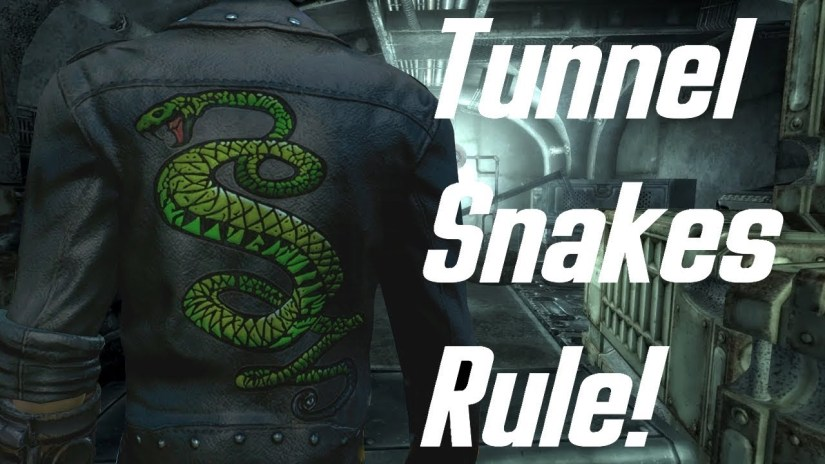 Tunnel Snake Rules