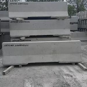 Produits de béton préfabriqués - New Jersey