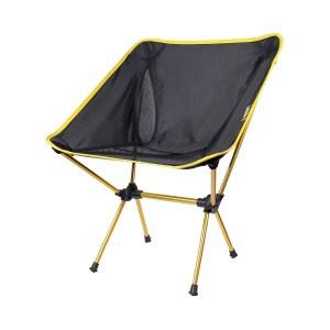 chaise pliante avec sac de rangement