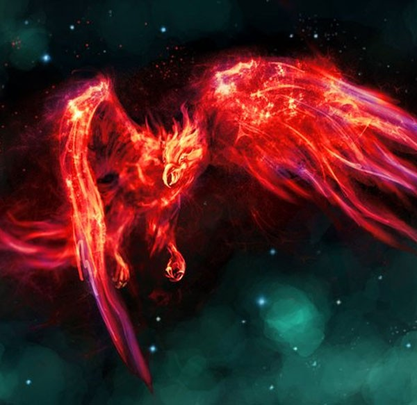 symbolic meaning of the phoenix on whats