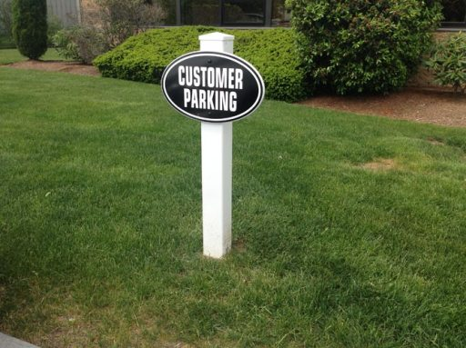 Directional Signs by Signarama of Walpole, MA