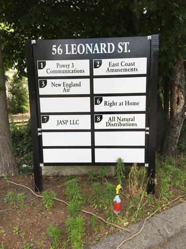 Post and Panel Signs by Signarama Walpole, MA