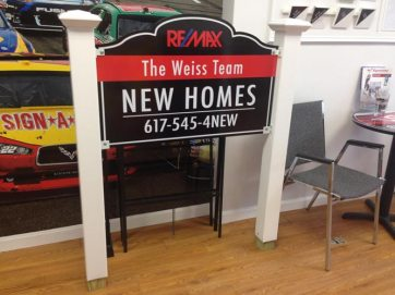 Real Estate Signs by Signarama Walpole MA
