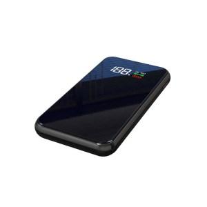 Promotional Glass Screen Wireless Powerbank - 8000 mAh