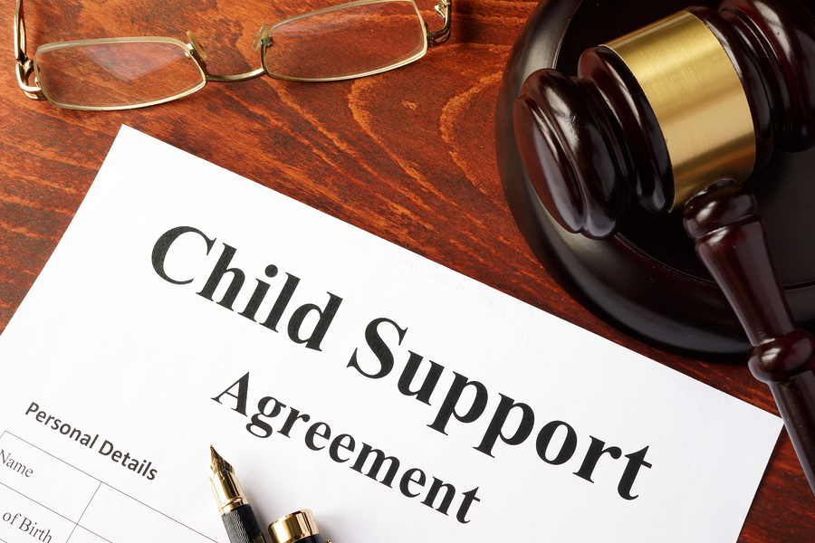 Clearing Oklahoma Child Support Warrants