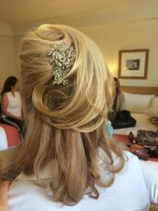 bridal hair styling signature day spa carmel
