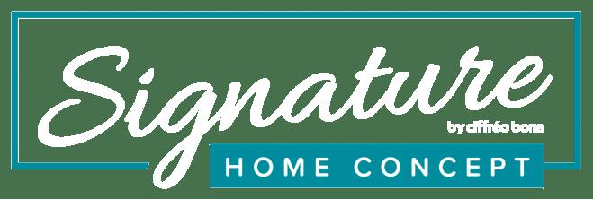 Logo Signature Home Concept