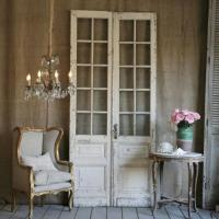 Antique French Doors | COASTAL FOG