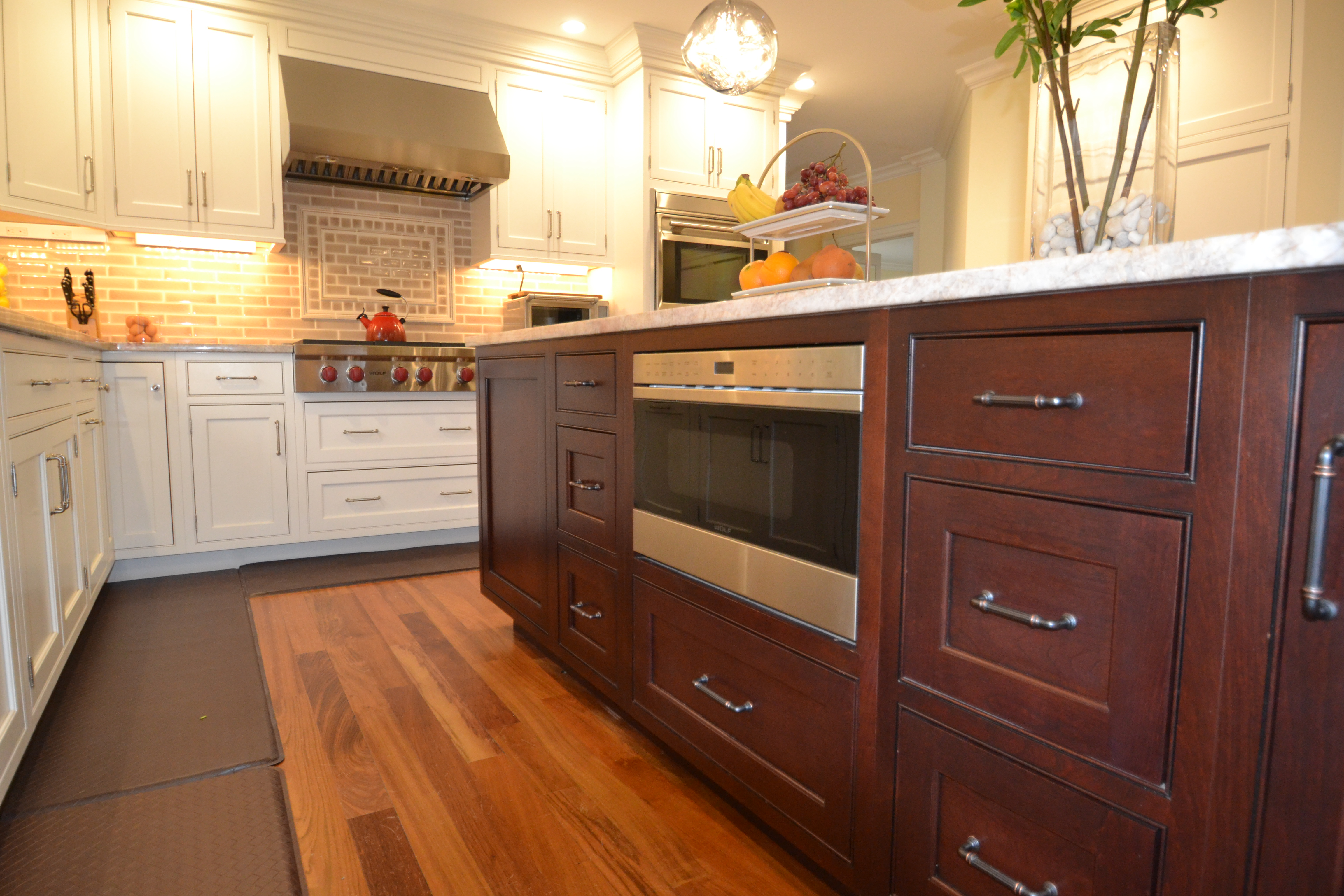 What are shaker cabinets - Poplar wood kitchen cabinets ...