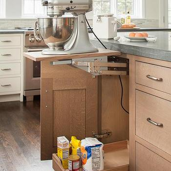 Ot A New Storage Idea, But They Continue To Be One Of The Best Ways To  Solve A Very Common Problem For Homeowners: How Do You Keep Your Countertop  Appliance ...