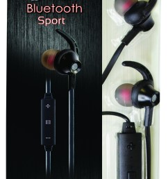 bluetooth sports in ear headphones [ 1524 x 3028 Pixel ]
