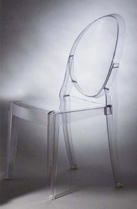Signature Party Rentals - Clear Ghost Chair Rentals
