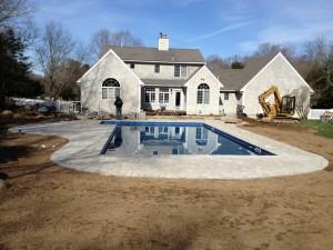 Pool Build in Weserly, RI - Pool Builder, Signature Pool and Spas in North Kingstown RI