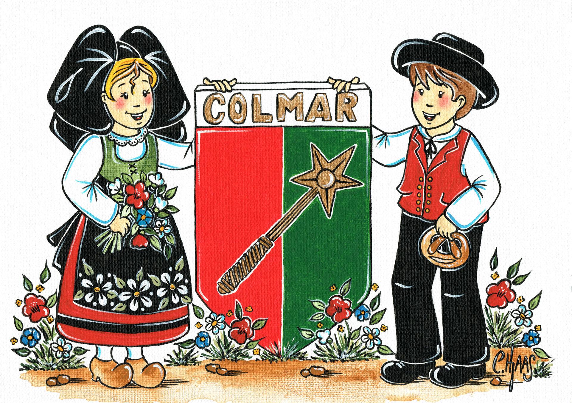 Illustration des coffrets Colmar Box