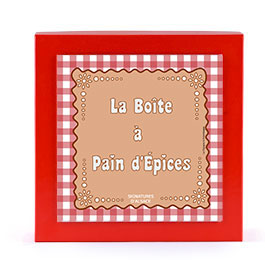 Photo de la COLMAR BOX DIY Pain d'Epices Kelsch
