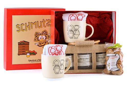 Photo de la COLMAR BOX SCHMUTZI MORNING et ses produits